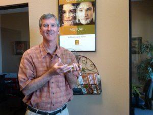 Bart Carey and award